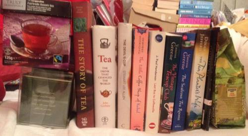 Tea and coffee books 1