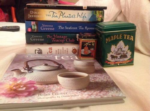 Tea books 1